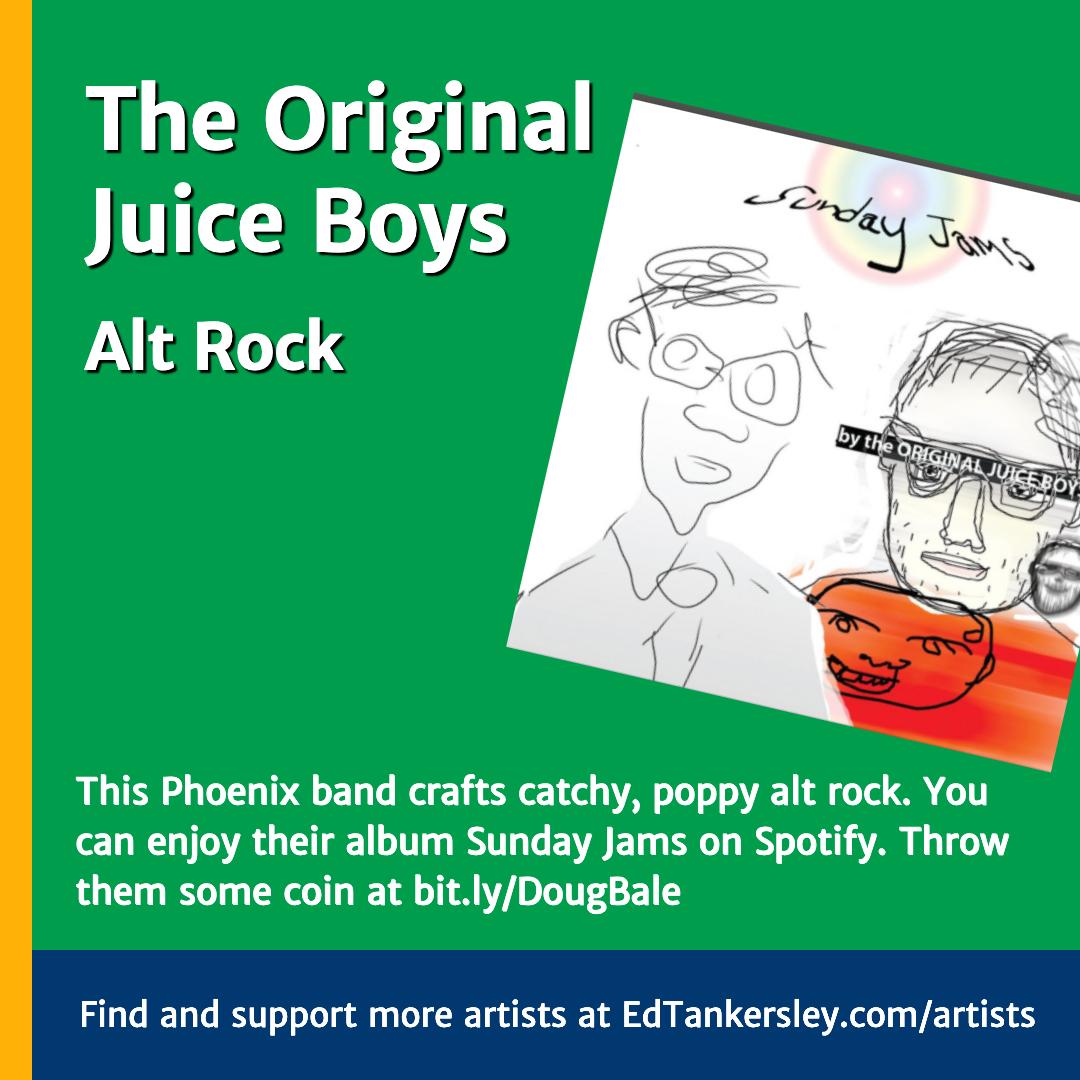 The Original Juice Boys